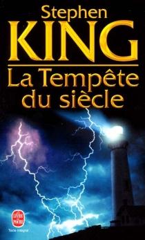 La tempête du siècle - StephenKing