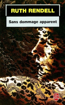 Sans dommage apparent - Ruth Rendell