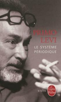 Le système périodique : récit - PrimoLevi