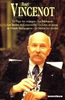 Les livres de la Bourgogne - HenriVincenot