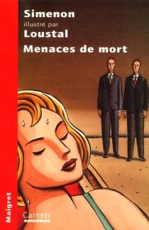 Menaces de mort - GeorgesSimenon