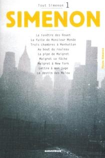Tout Simenon | Volume 1 - GeorgesSimenon