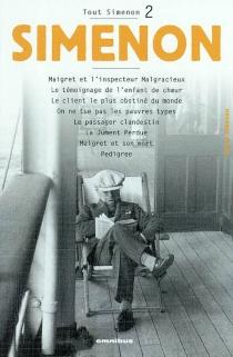 Tout Simenon | Volume 2 - GeorgesSimenon