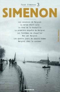 Tout Simenon | Volume 3 - GeorgesSimenon