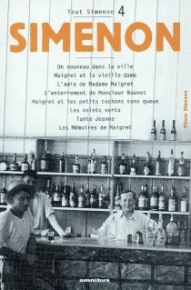 Tout Simenon | Volume 4 - GeorgesSimenon