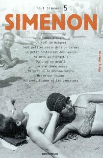 Tout Simenon | Volume 5 - GeorgesSimenon