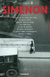Tout Simenon | Volume 8 - GeorgesSimenon