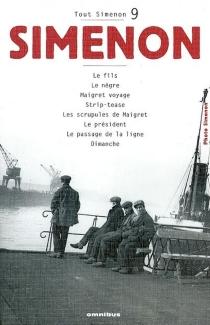 Tout Simenon | Volume 09 - GeorgesSimenon