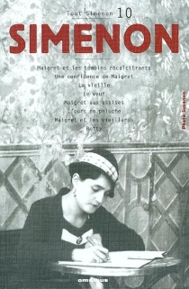 Tout Simenon   Volume 10 - GeorgesSimenon
