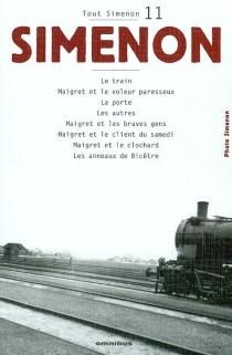 Tout Simenon | Volume 11 - GeorgesSimenon