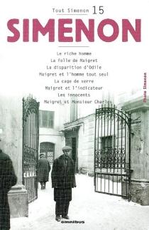 Tout Simenon | Volume 15 - GeorgesSimenon