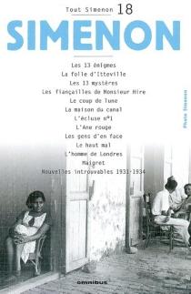 Tout Simenon | Volume 18 - GeorgesSimenon