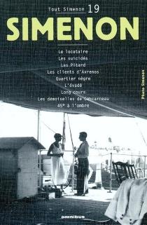 Tout Simenon | Volume 19 - GeorgesSimenon