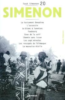 Tout Simenon | Volume 20 - GeorgesSimenon