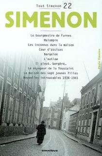 Tout Simenon | Volume 22 - GeorgesSimenon