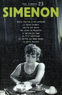 Tout Simenon | Volume 23 - GeorgesSimenon