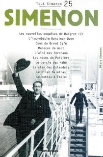 Tout Simenon | Volume 25 - GeorgesSimenon
