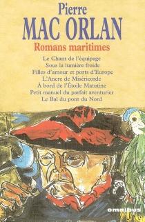 Romans maritimes - PierreMac Orlan
