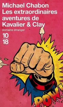 Les extraordinaires aventures de Kavalier et Clay - MichaelChabon
