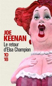 Le retour d'Elsa Champion - JoeKeenan