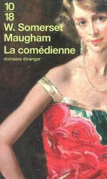 La comédienne - William SomersetMaugham