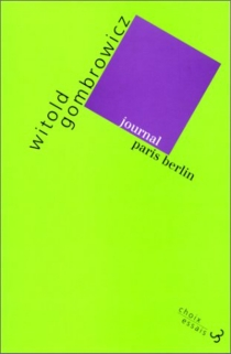 Journal Paris-Berlin - Witold Gombrowicz