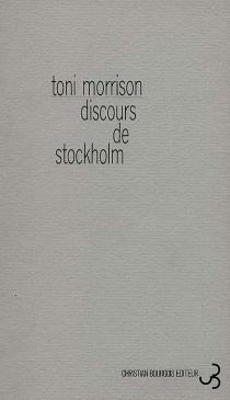 Discours de Stockholm - ToniMorrison