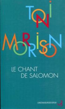 Le chant de Salomon - ToniMorrison