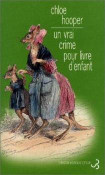 Un vrai crime pour livre d'enfant - ChloeHooper