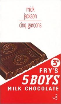 Cinq garçons - MickJackson