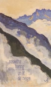 Un lit de neige - RoswithaHaring