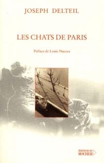 Les chats de Paris - JosephDelteil