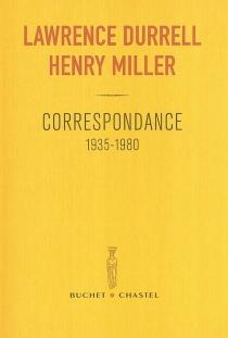 Correspondance : 1935-1980 - LawrenceDurrell