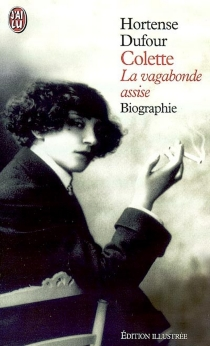 Colette, la vagabonde assise - HortenseDufour