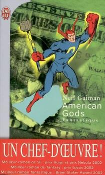 American gods - NeilGaiman