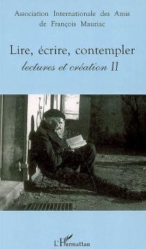 Lectures et création -