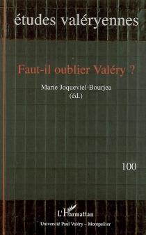 Etudes valéryennes, n° 100 -