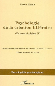 Psychologie de la mémoire : oeuvres choisies - AlfredBinet