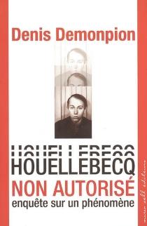 Houellebecq non autorisé : enquête sur un phénomène - DenisDemonpion