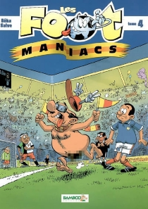 Les foot-maniacs - Béka