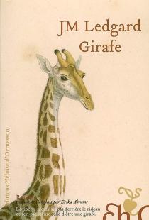 Girafe - Jonathan MagnusLedgard