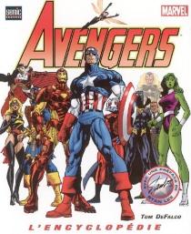 Avengers : l'encyclopédie - TomDeFalco