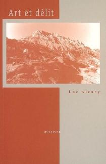 Art et délit - LucAlcary