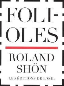 Folioles - RolandShön