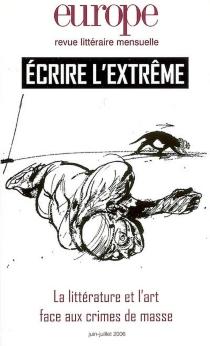 Europe, n° 926-927 -