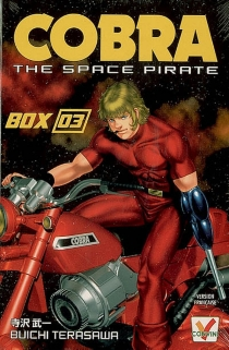 Cobra, the space pirate : box - Buichi Terasawa
