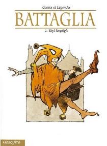 Contes et légendes - DinoBattaglia