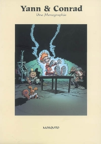 Yann et Conrad : une monographie - SergeBuch