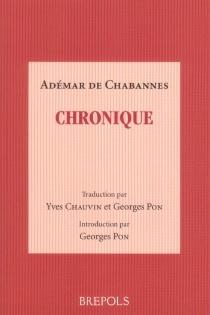 Chronique - Adémar de Chabannes