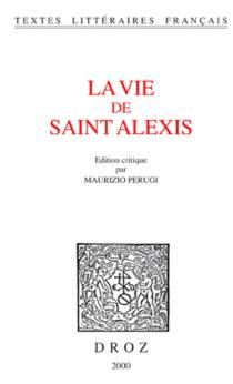 La vie de saint Alexis -